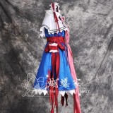High Quality Castlevania Alice Cosplay Halloween Party Dress Anime Cosplay Costume HD012