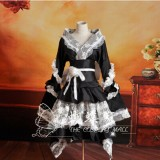 High Quality Cosplay Lolita Kimono Dress Halloween Party Anime Cosplay Costume HD005