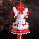 High Quality Vocaloid Project Costume Diva2 Lolita Dress Halloween Party Cosplay Costume  HD015