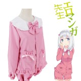 New Eromanga Sensei Anime Izumi Sagiri Cosplay Costume Wig Japanese Anime Costumes COS-182