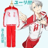 Victor Nikiforov Costume Yuri on Ice Cosplay Costume Anime Cosplay Costumes COS-178