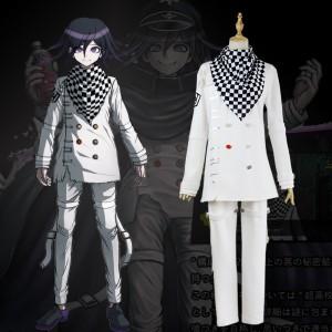 New Anime Danganronpa Cosplay Costume Ouma Kokichi Costume Halloween Party Costumes COS-188