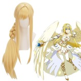 80cm Long Blonde Sword Art Online Alice·Synthesis·Thirty Wig Synthetic Anime Cosplay Wig CS-389A