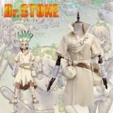 2019 New Anime Dr Stone Ishigami Senku Costume Halloween Party Cosplay Costumes COS-328
