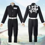 2019 New Demon Slayer Anime Kochou Shinobu Costume Halloween Cosplay Costumes COS-330